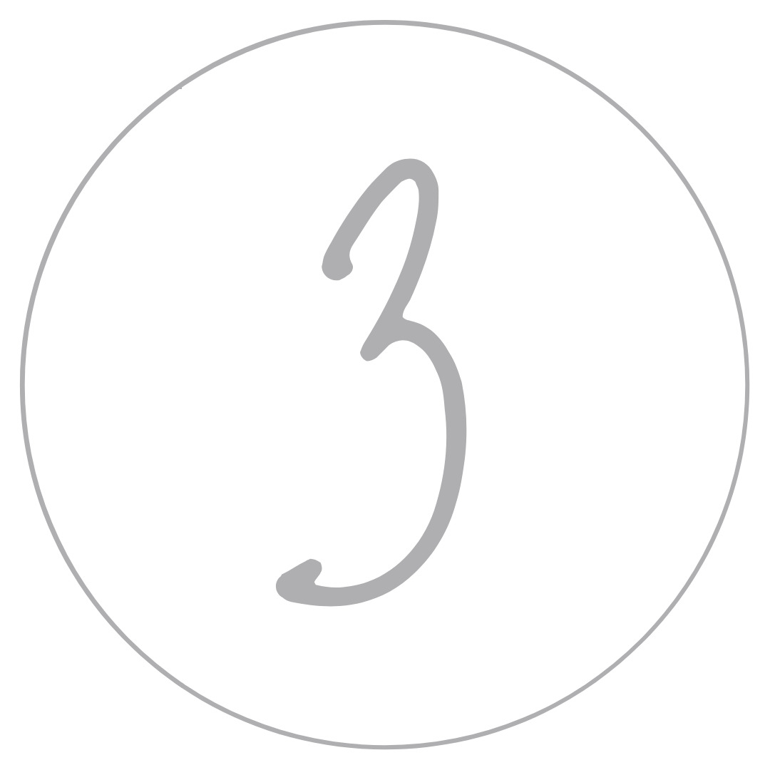 image of number 3